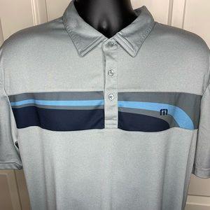 TRAVIS MATHEW Men's Golf Polo Size XL